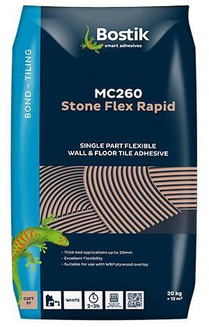 MC260 Stone Flex Rapid