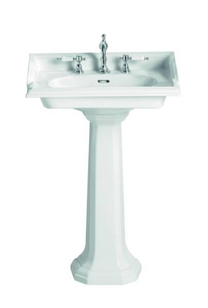 PVEW09 - Pedestal wash basin