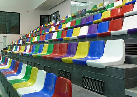 Michael Woods Sports and Leisure Centre Spectator Seating