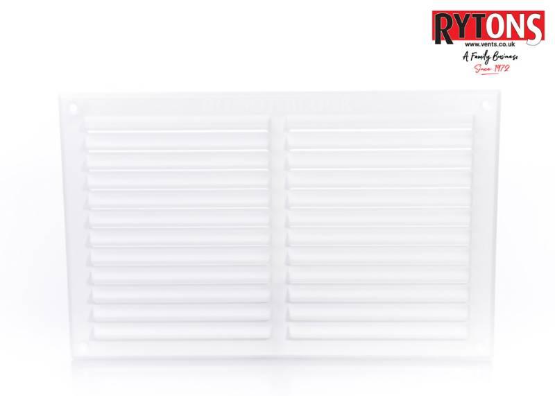 Rytons Plastic Louvre Ventilator Range