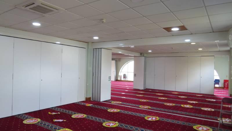 Darussalam Centre Creates Adaptable Space