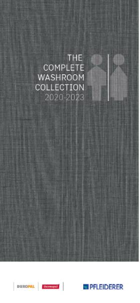 The Complete Washroom Collection 2020–2023