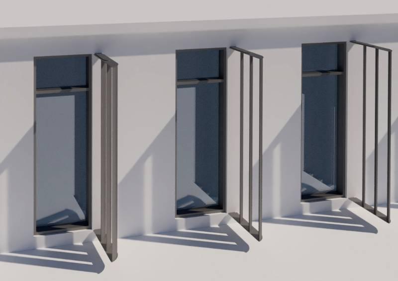 Shadex 190 Vertical System - Vertical