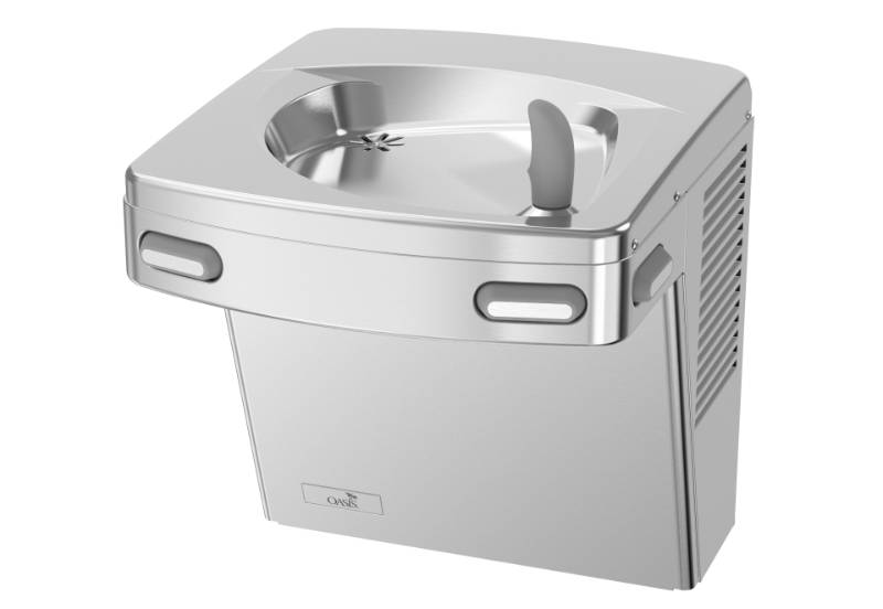 PAC Wall Mounted Manual Drinking Fountain