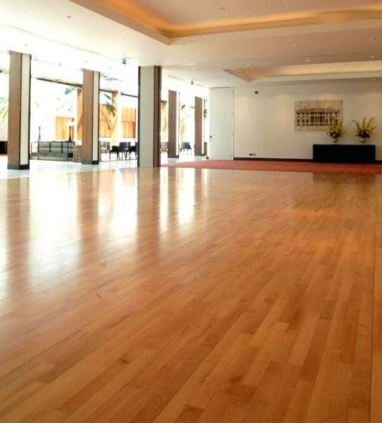 SylvaTech plus floating clip flooring system