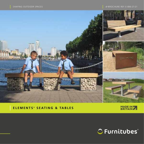 Elements Seating & Table Range