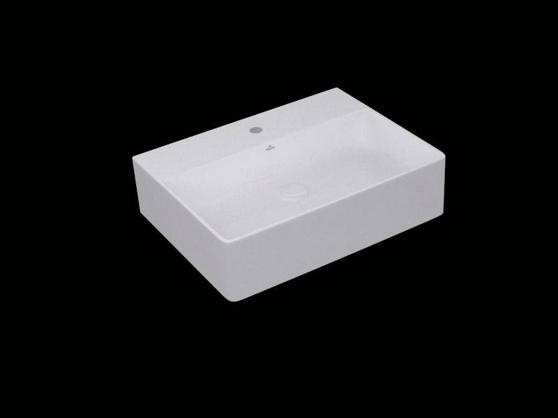 MEMENTO 2.O Surface Mounted Washbasin 4A07 60 XX
