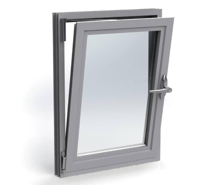 Kestrel Aluminium Systems 60 mm polyamide window