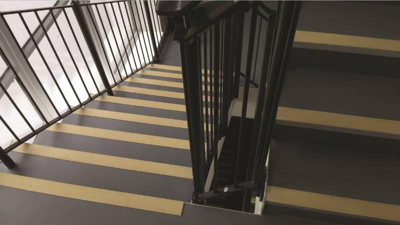 Case Study - Residential - S Range (Vinyl) Stair Nosings