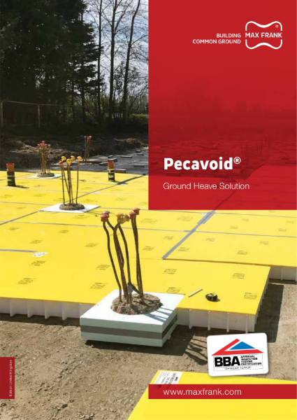 Pecavoid Ground Heave Solution