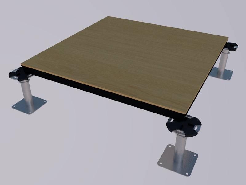 PSA Medium Grade Hard Wood Edge Banded Panel