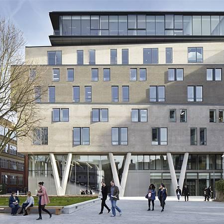 WilkinsonEyre makes Vandersanden the educated choice for Queen Mary University
