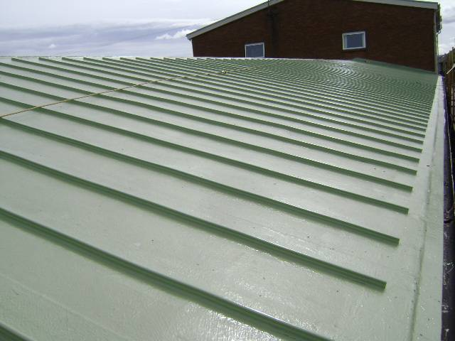 Conservation-Area School Receives New Cost-Effective Roof