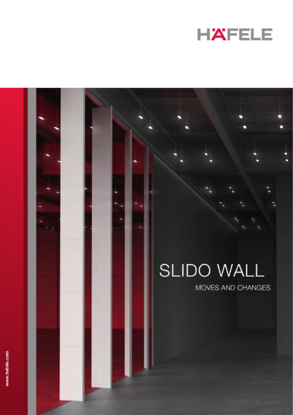 Hafele Slido Moveable Walls