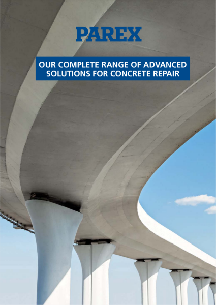 Concrete Repair Brochure