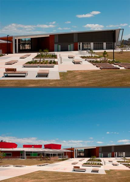 Hobsonville Point Schools, Auckland, NZ