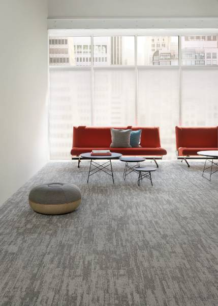 Assembly Carpet Tile Collection: Support