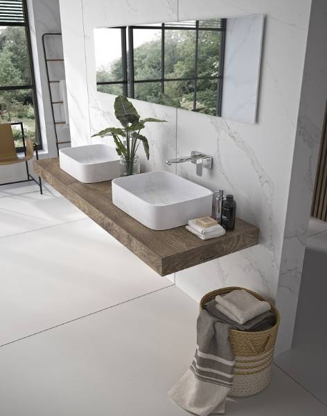 Bathroom Washbasins Marie Silestone®
