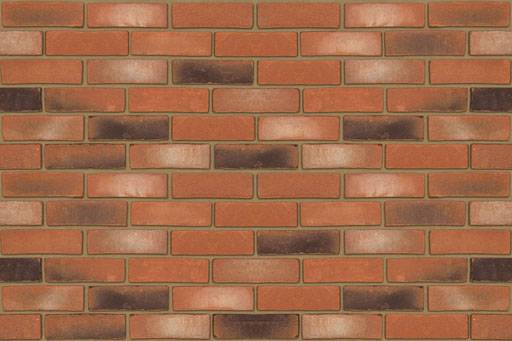 Betley Cottage Blend - Clay bricks