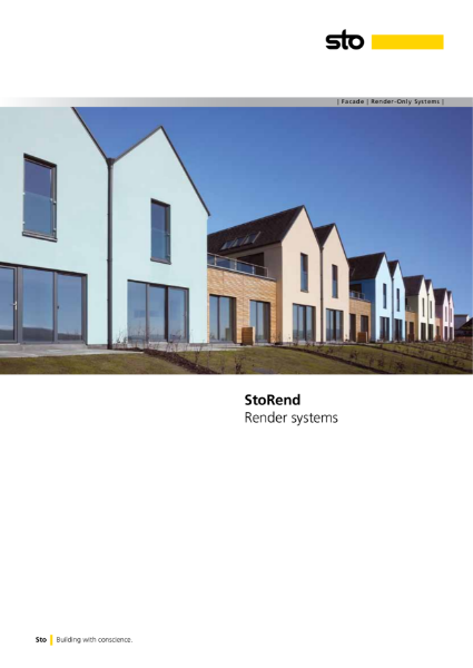 StoRend Render Systems Guide