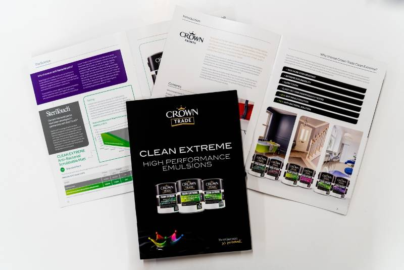 Easy does it with Crown's Clean Extreme product performance guide