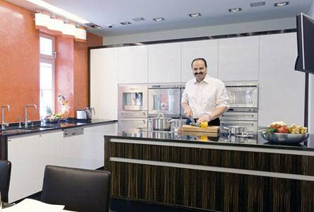 Johann Lafer's private kitchen