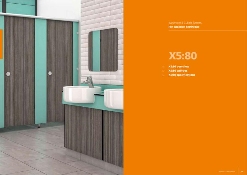 Trovex X5:80 Washrooms
