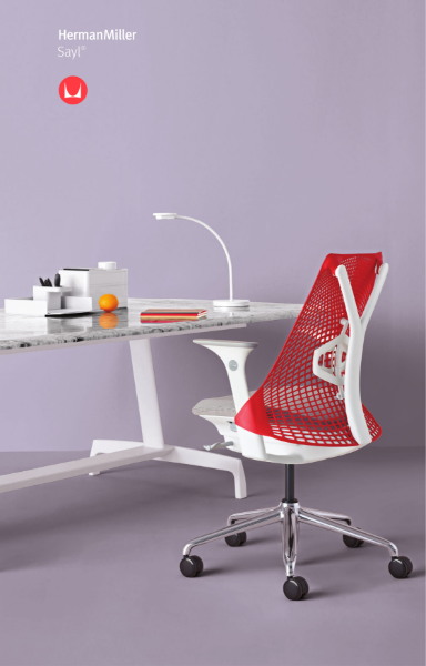 Sayl Chair - Brochure