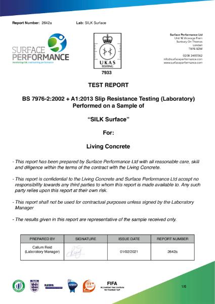 2642a - Living Concrete - Silk Surface