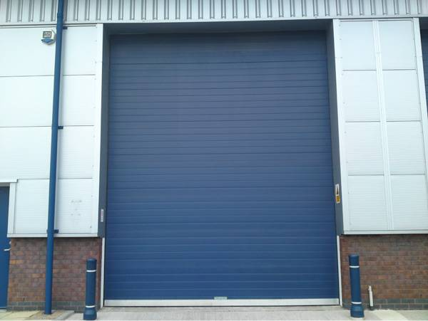 Industrial overhead sectional door S Door Vertical Track