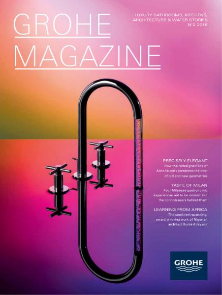 GROHE Magazine 2018