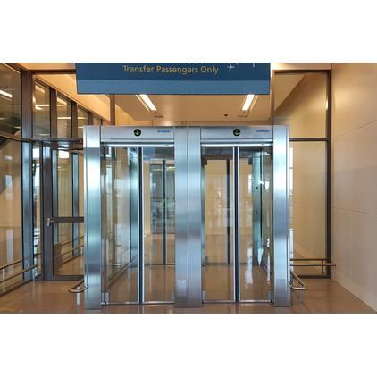 PasSec Anti Return Gates - Security Air Lock Portal