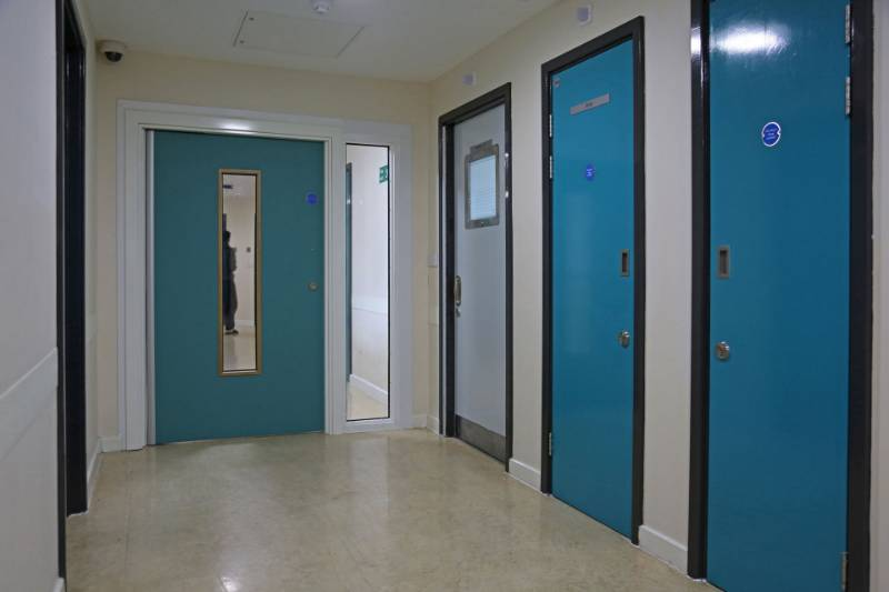 Mental Health Corridor doorsets - Integrated Mental Health Services (Barnet, Enfield and Haringey)