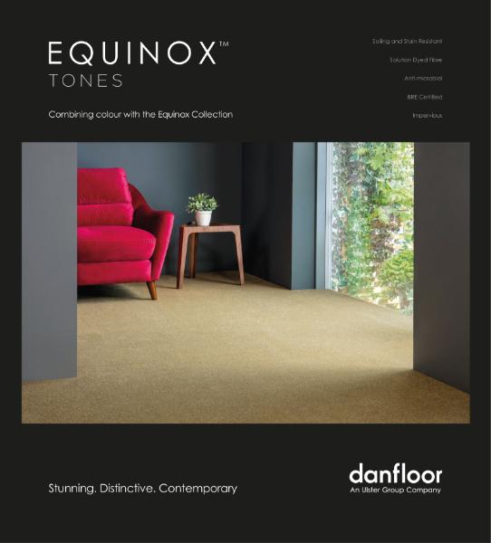 Healthcare Carpet Collection - Equinox Tones