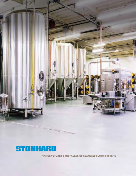 Stonhard Resin Flooring Range