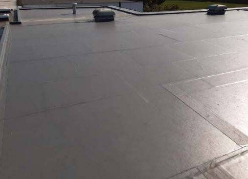 Bailey Sure-Ply PVC Roofing System Mechanically Fixed (Warm Roof)