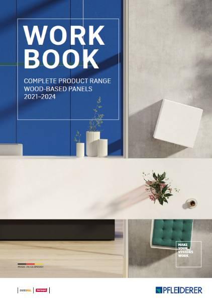 Work Book - Complete Product Range Wood Based Panels 2021 – 2024'