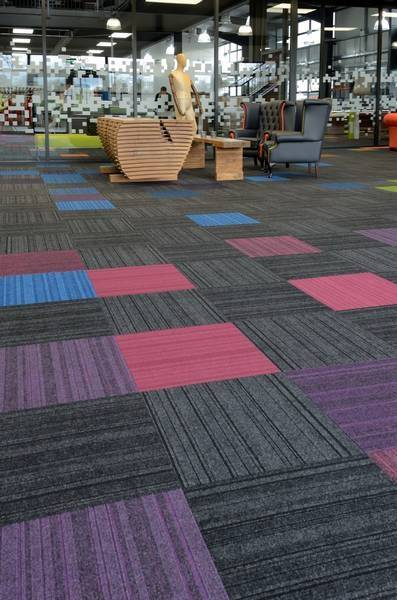 Code - Carpet Tile
