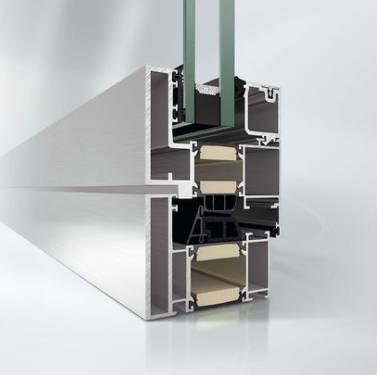 Aluminium blast-resistant window system - AWS 90 XR
