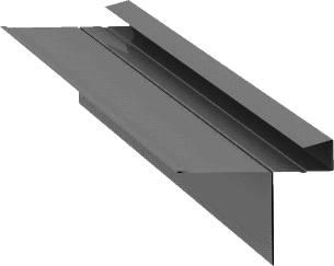 Slate Dry Verge (Aluminium) C02/C02N