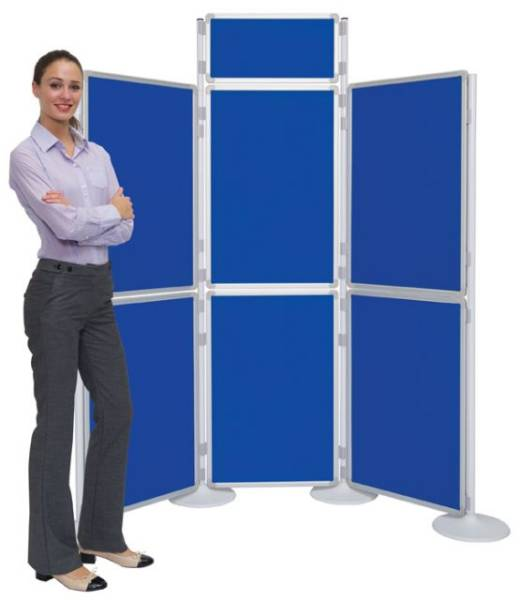 Xib-it Pole and Panel Exhibition Kits