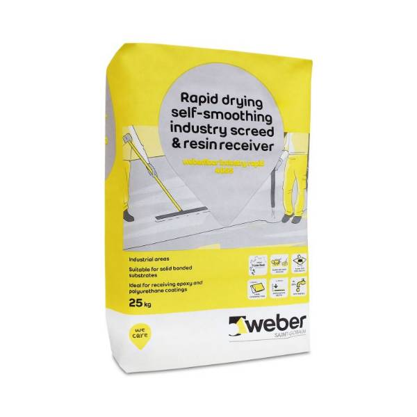 weberfloor industry rapid 4655