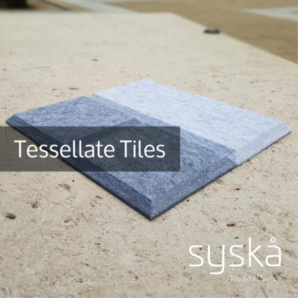 05 - Tessellate - Acoustic Wall Tile - Technical Datasheet