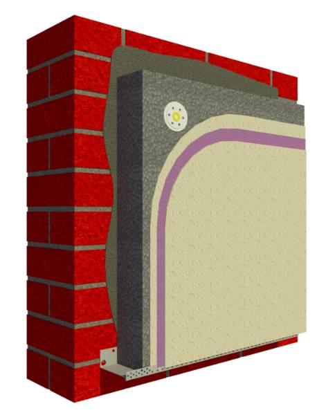 webertherm XP262 External Wall Insulation