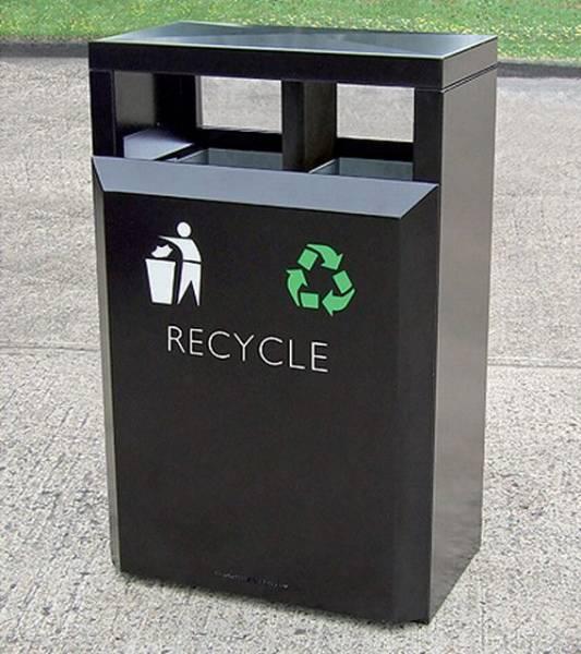 Caledonian Recycling Bin