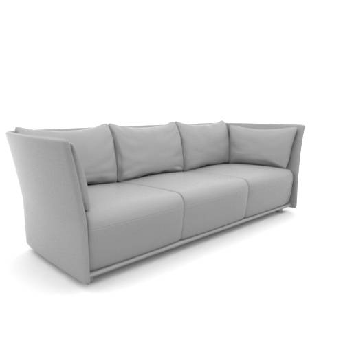 Obris - 3 seat sofa