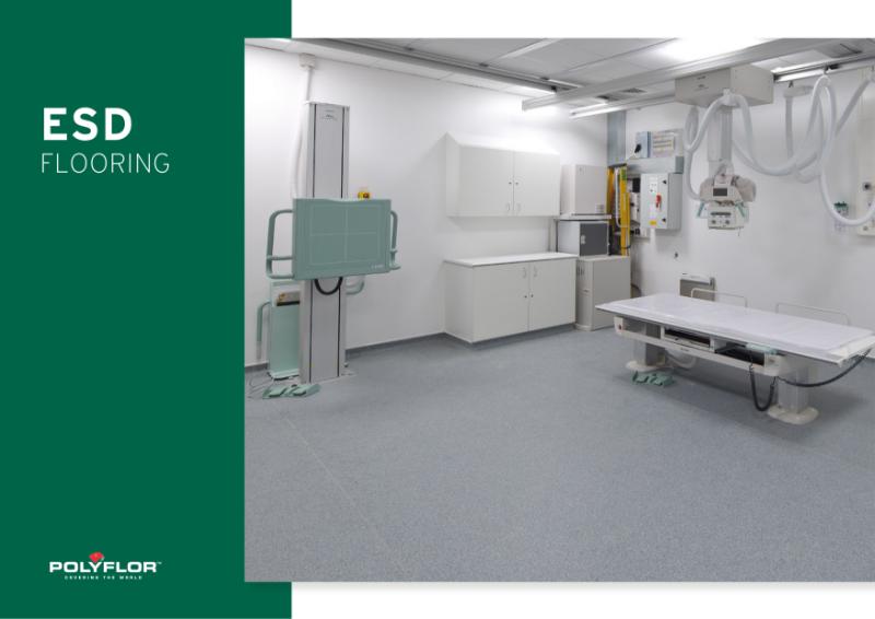 Polyflor ESD Flooring