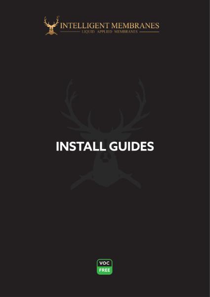 Intelligent Membranes install guilde
