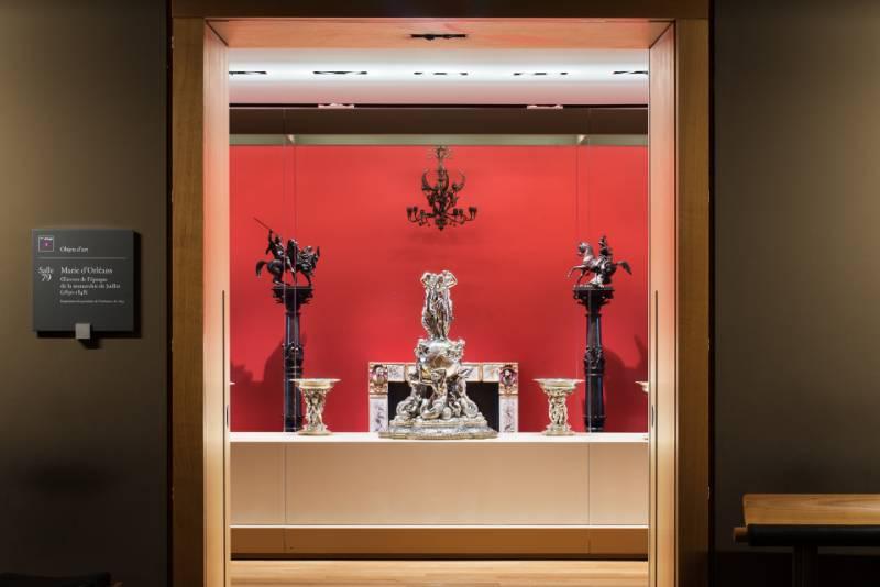 Louvre Museum Expo - Duc de Luynes, France