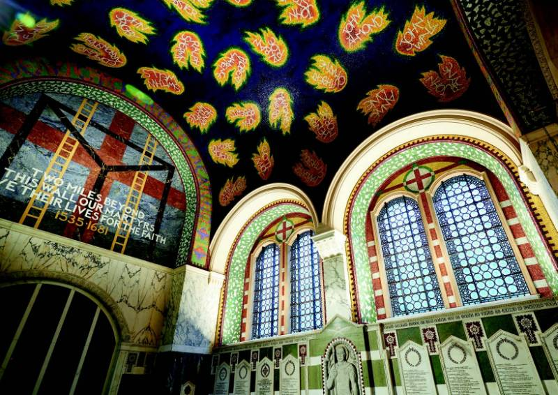 St George's Chapel - Westminster Cathedral London